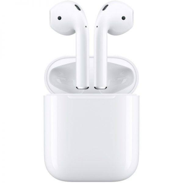 هدفون بی سیم اورجینال مدل Airpods اپل - Apple AirPods Wireless Headphones