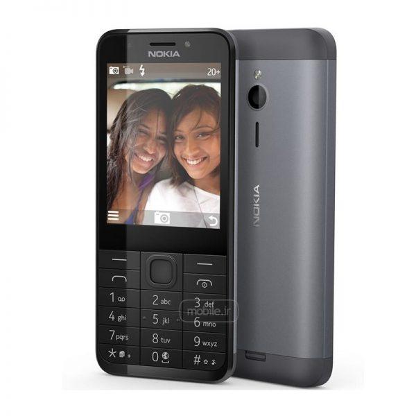 گوشی موبایل نوکیا 230 دو سیم کارت - Nokia 230 Dual SIM