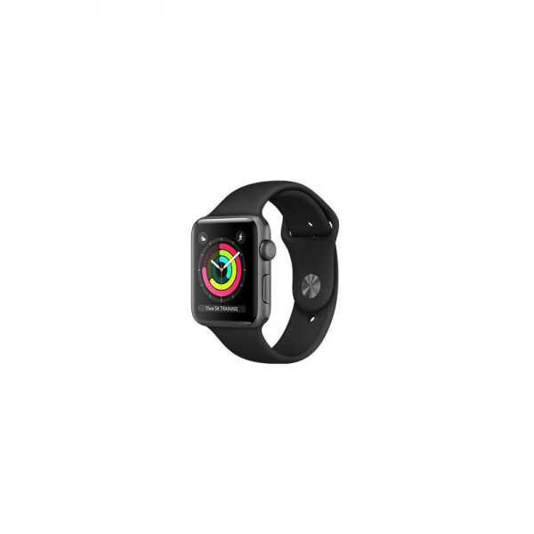 ساعت مچی هوشمند اپل مدل اسپورت جی پی اس- Apple Watch Sport Aluminum Case GPS Black Sport Band