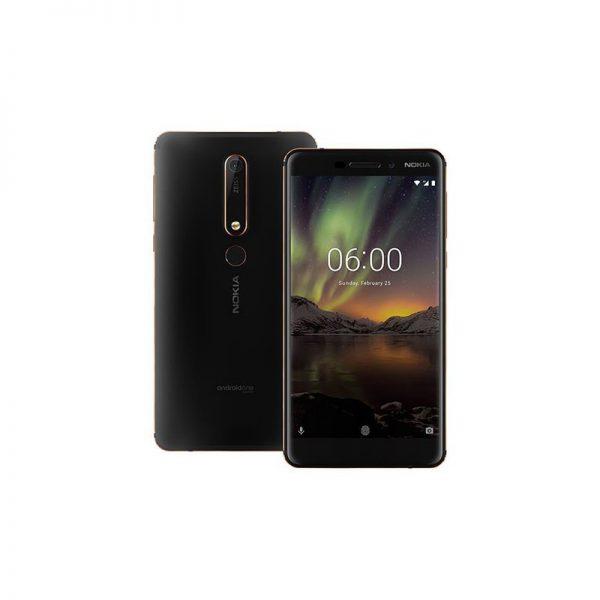 گوشی موبایل نوکیا مدل 6 (2018) - Nokia 6 (2018) Mobile Phone