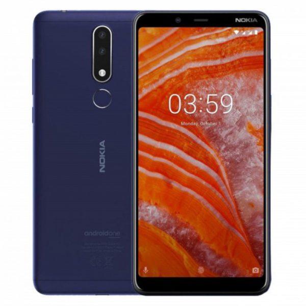 گوشی موبایل نوکیا مدل 3.1 پلاس - Nokia 3.1 Plus