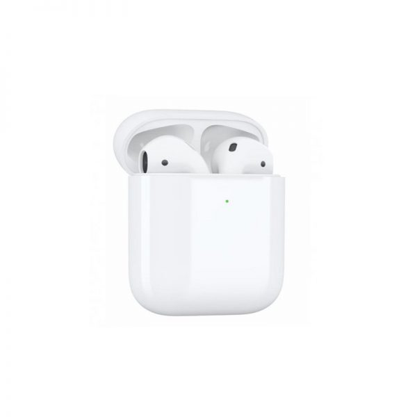 اپل مدل هدفون بیسیم ایرپاد ۲ با کیس شارژ وایرلس