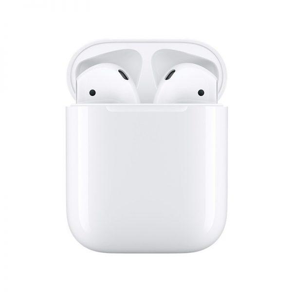 اپل مدل هدفون بیسیم ایرپاد ۲ با کیس شارژ ( Airpods 2 )