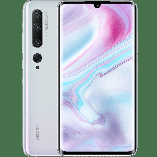 Xiaomi note 10 pro white