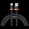 کابل تبدیل USB به USB-C باسئوس مدل فست شارژ 40 وات یک متری