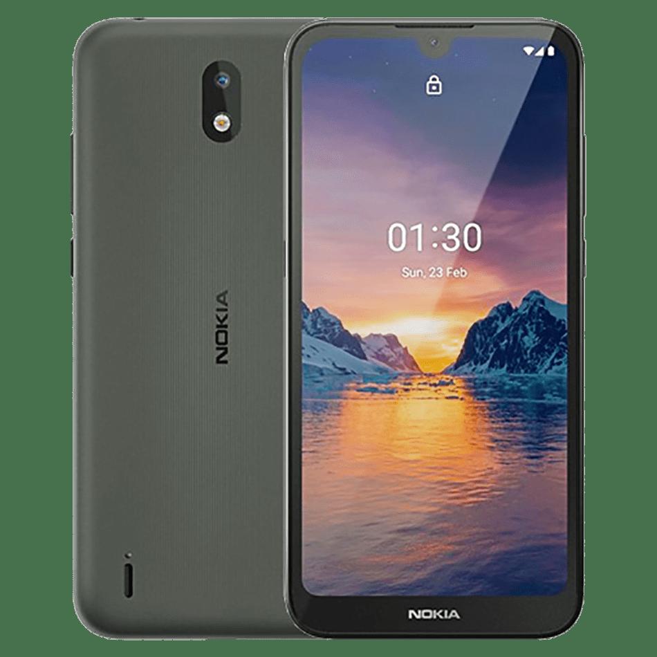 Nokia-1.3 - harcoal-