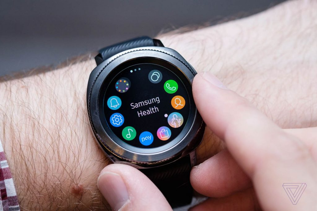 برنامه Health ساعت هوشمند ساسونگ