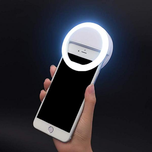 رینگ لایت مناسب برای گوشی موبایل