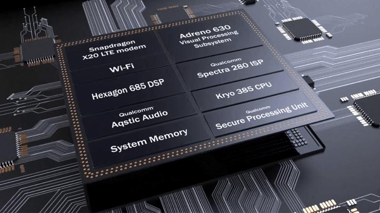 انواع پردازنده گوشی
