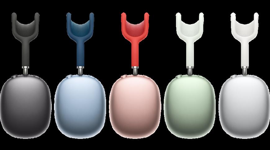 رنگهای ایرپاد مکس