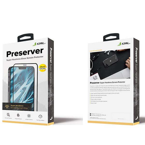 JCPAL Preserver Super Hardness