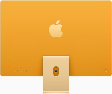 imac 2021-yellow