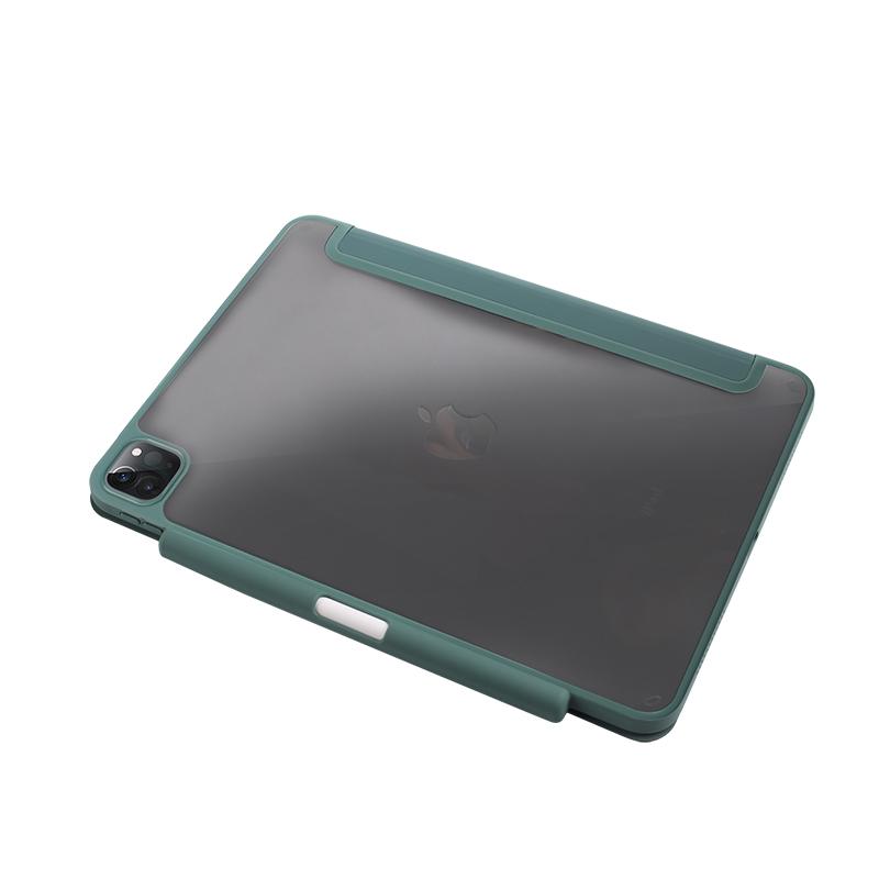 کاور سیلیکونی آیپد پرو 11 اینچ (۲۰۲1) DuraPro Lite جی سی پال با نگهدارندهی قلم