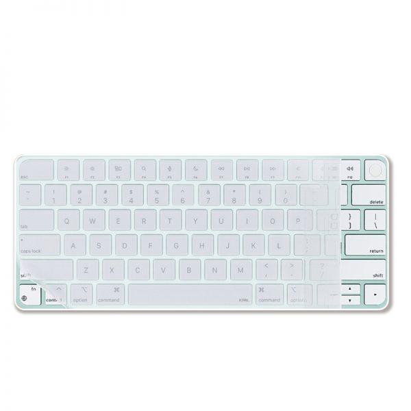 "JCPal FitSkin Keyboard Protector for iMac 24"""