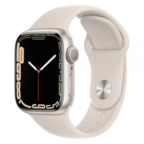 Apple Watch Series 7 Aluminum starlight