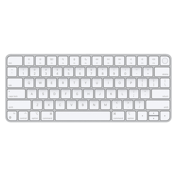 Magic Keyboard with Touch ID for Mac models with Apple silicon - US English