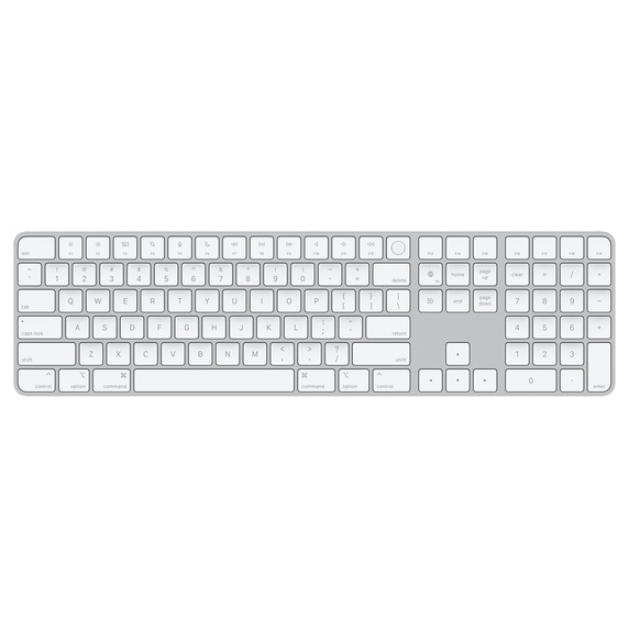 Magic Keyboard with Touch ID and Numeric Keypad for Mac models with Apple silicon - US English